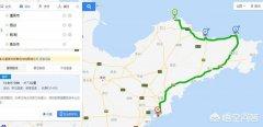 山东旅游地图:准备自驾游到山东沿海玩6天,有哪些线路和景点攻略呢?