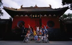 少林寺旅游:郑州登封少林寺好玩吗?
