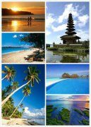 巴厘岛旅游地图:准备去巴厘岛有哪些地方比较好玩?