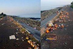 台南旅游:对于台南黄金海岸线沦为垃圾海岸一事,你怎么看?
