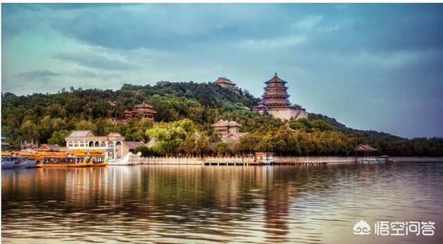 北京颐和园应该怎么游玩?