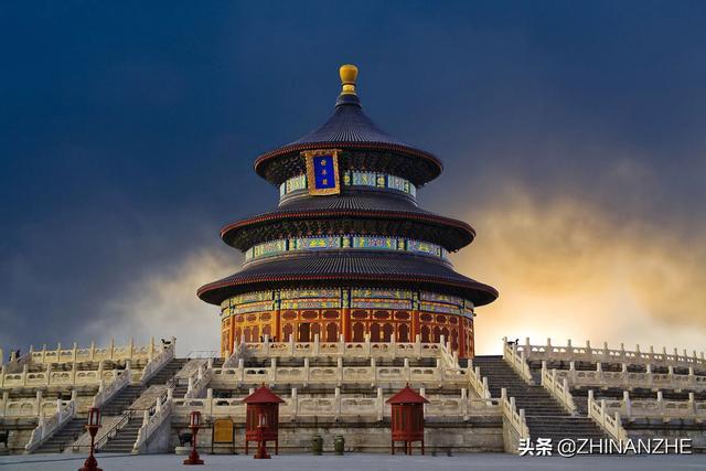北京天坛地坛除了祈年殿还有什么景点值得一看?