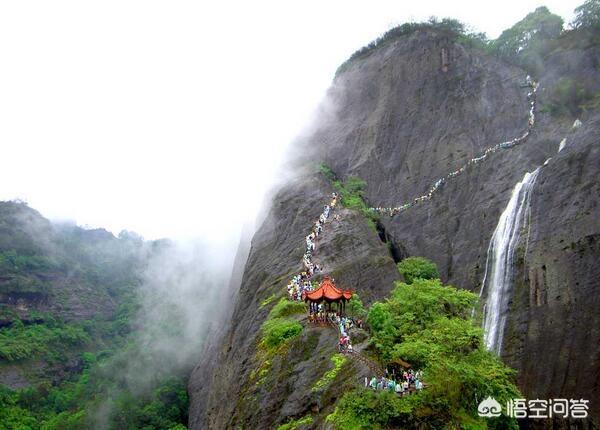 武夷山景点门票一日游大概要多少钱?