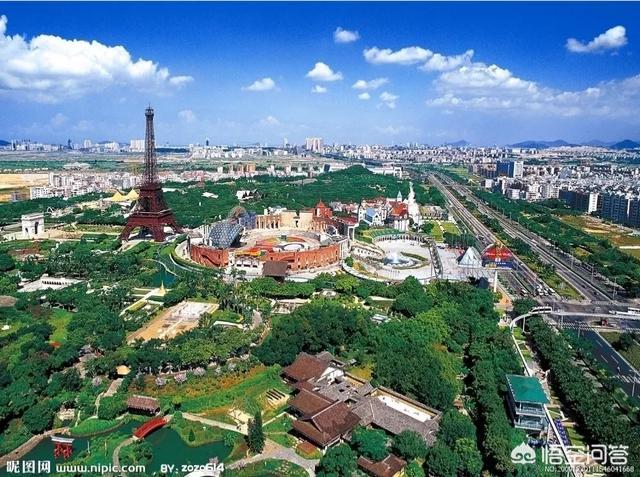 深圳宝安区哪里好玩?
