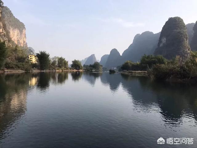 桂林有哪些景点不要门票?能否推荐几个?