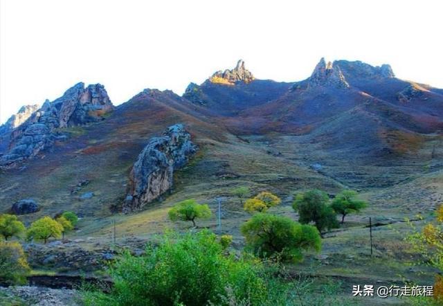 克什克腾旗旅游景点大青山和石林一天能玩完吗,需要注意什么?
