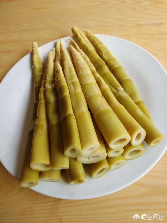 水竹笋是什么样的?多少钱一斤?