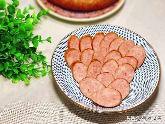哈尔滨红肠怎么保存?