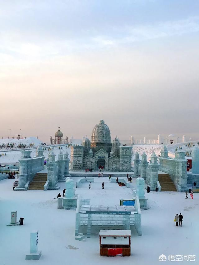 去哈尔滨旅游3天大概要多少钱?