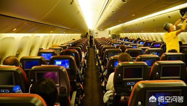 你坐过波音747、767、777、787大型客机没?坐过的话有何体验?