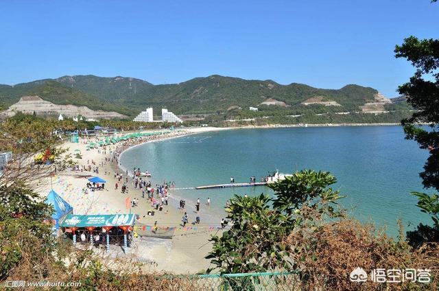 深圳有哪些海边好玩?