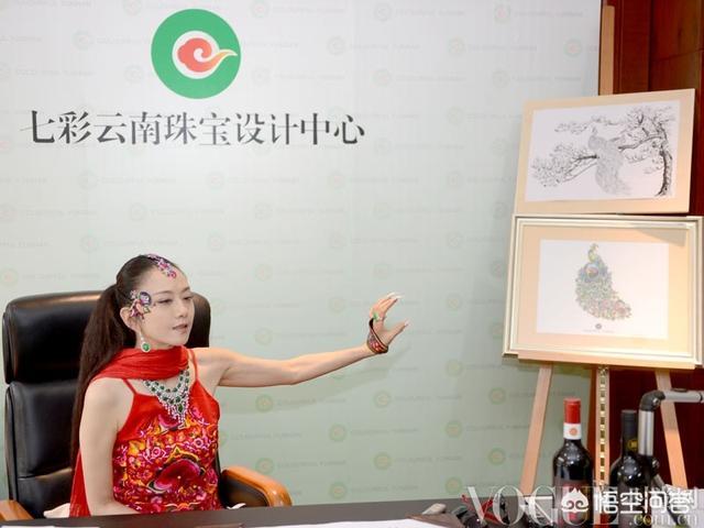 杨丽萍身上戴的翡翠值多少钱?