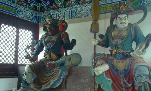 沧州旅游景点是怎么排名的?