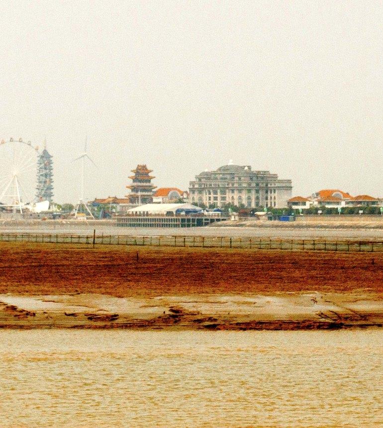 上海奉贤海湾旅游区的主要景点